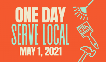 ONE DAY Serve Local